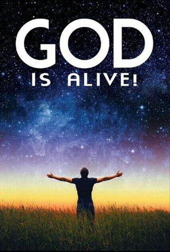 God Is Alive Poster