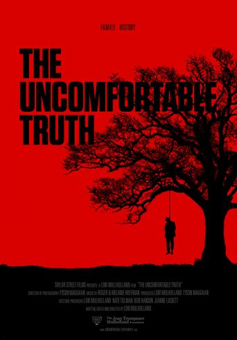 The Uncomfortable Truth Poster
