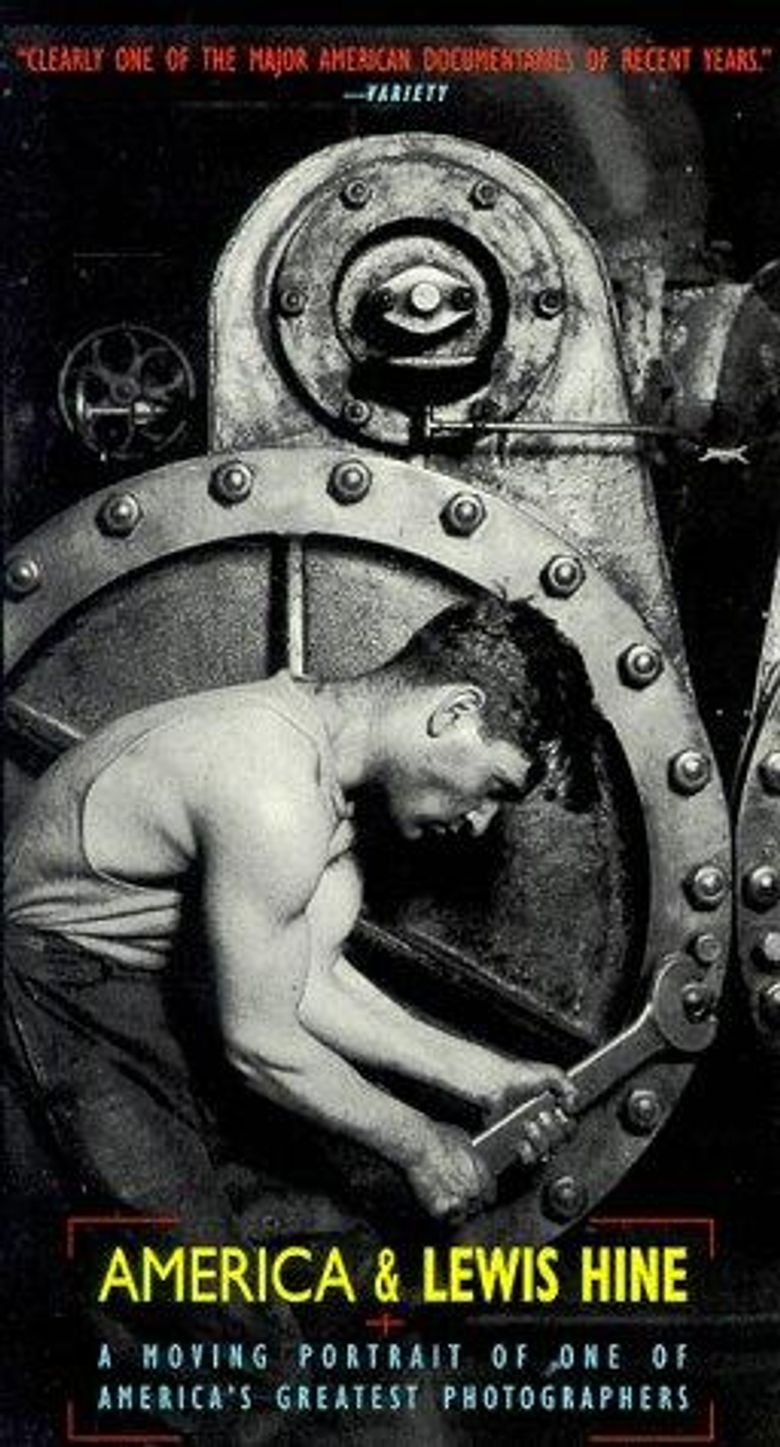 America and Lewis Hine Poster
