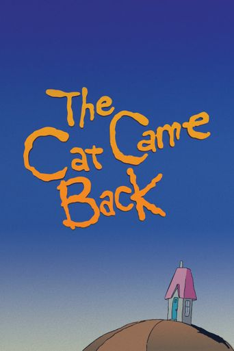 The Cat Came Back Poster