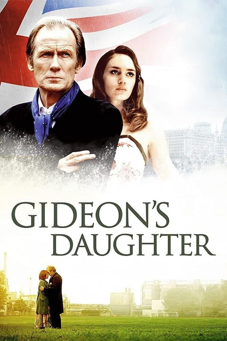 Gideon's Daughter Poster