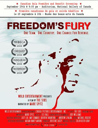 Freedom's Fury Poster