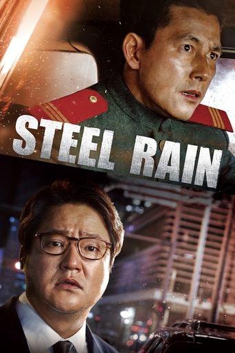 Steel Rain Poster