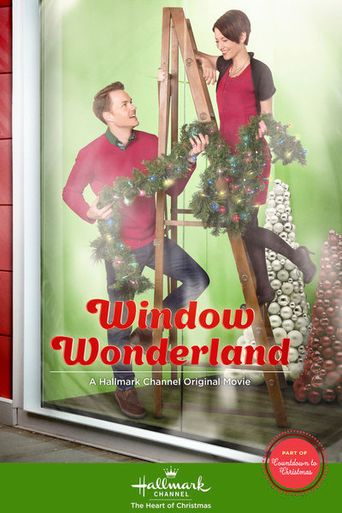 Window Wonderland Poster