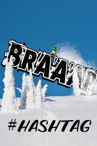 Braaap 17: #Hashtag Poster