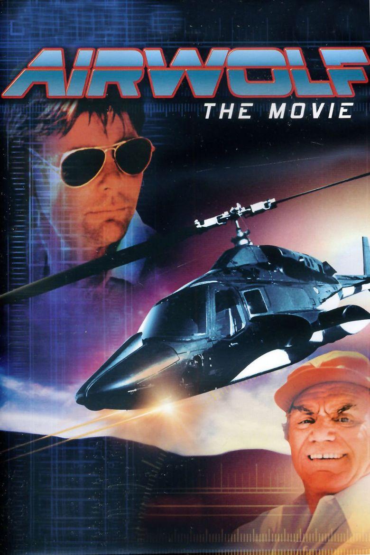 Airwolf: The Movie Poster