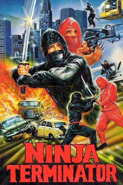 Ninja Terminator Poster