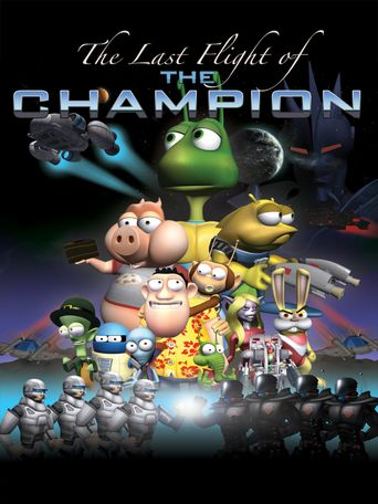The Last Flight of the Champion Poster