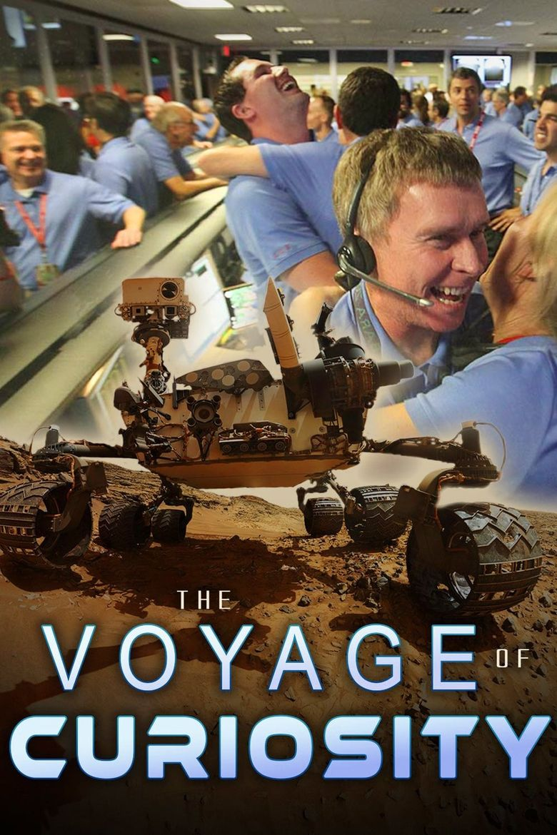 The Voyage of Curiosity Poster