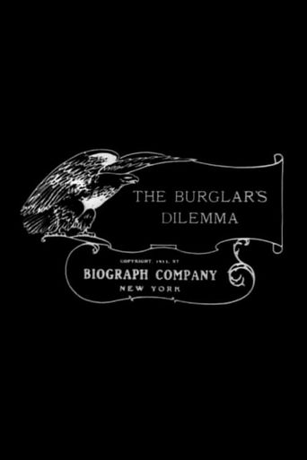 The Burglar's Dilemma Poster
