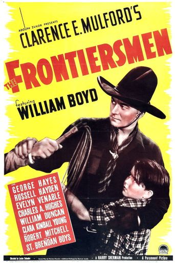 Watch The Frontiersmen