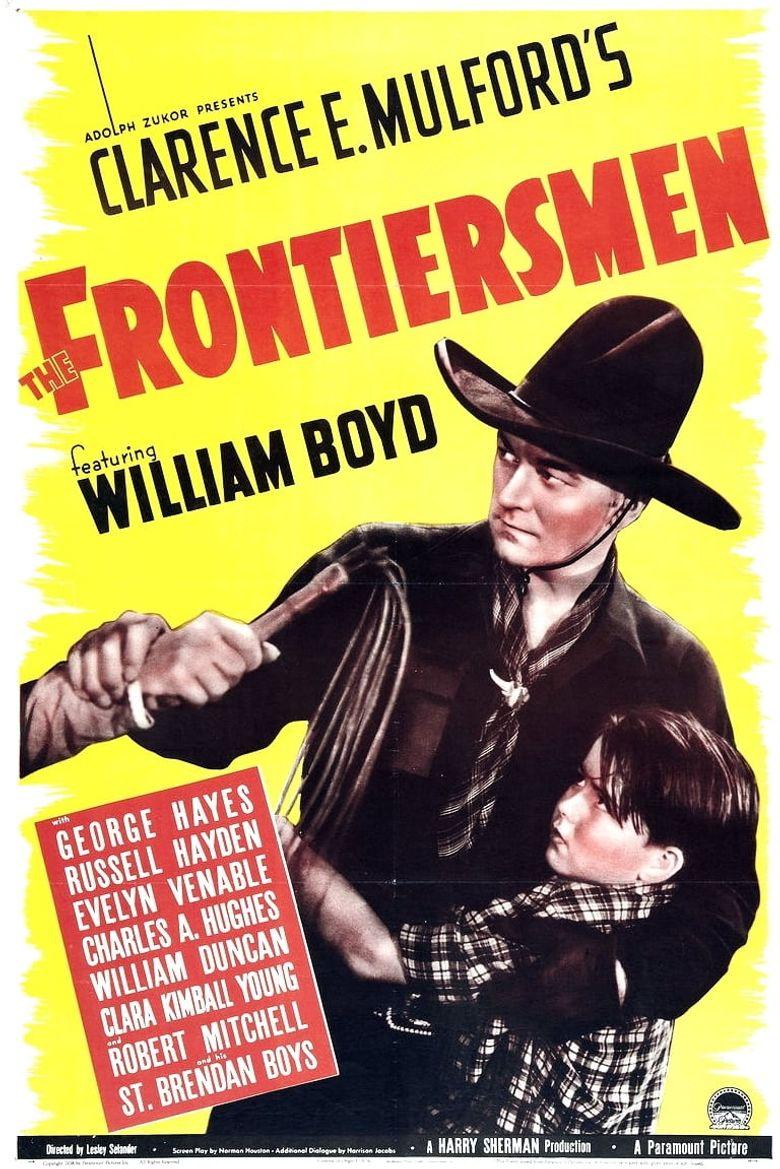 The Frontiersmen Poster