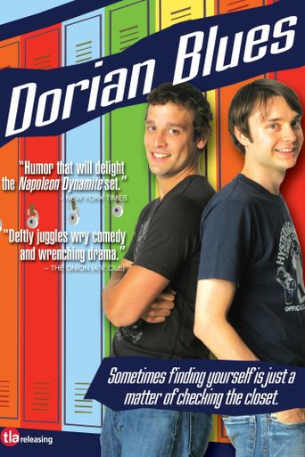 Dorian Blues Poster