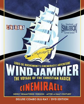 Windjammer: The Voyage of the Christian Radich Poster