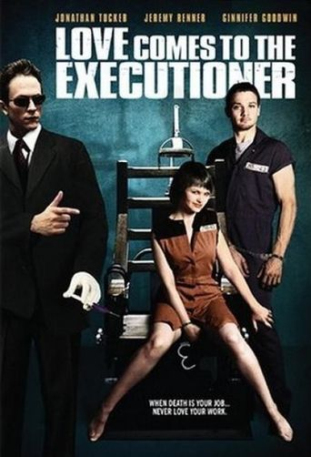 Love Comes to the Executioner Poster