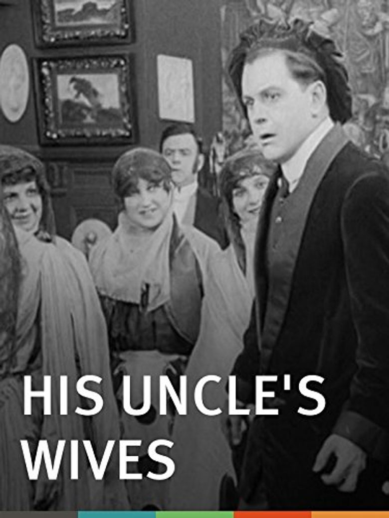 His Uncle's Wives Poster