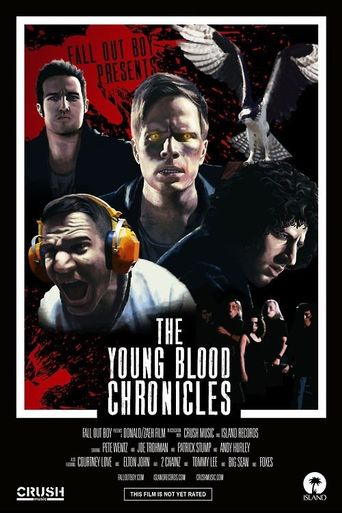 The Young Blood Chronicles Poster