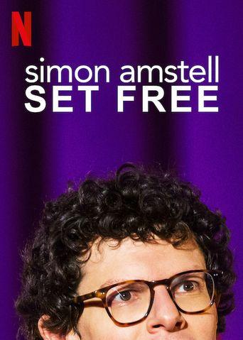 Simon Amstell: Set Free Poster