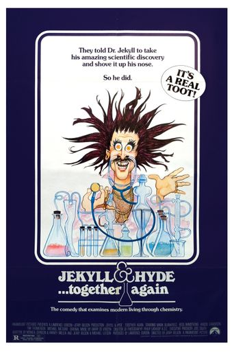 Jekyll and Hyde ... Together Again Poster