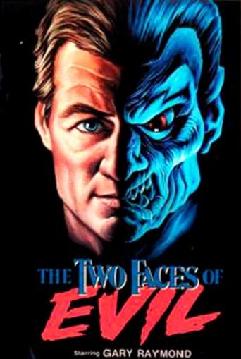 The Two Faces of Evil Poster