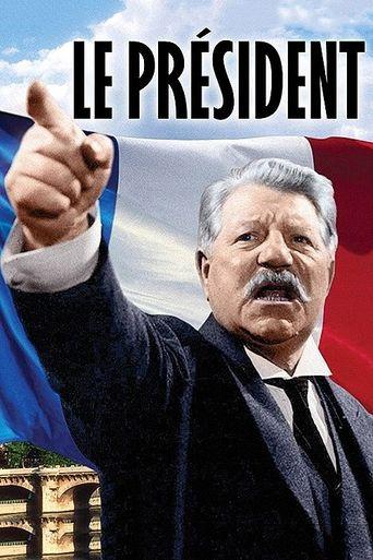 Le Président Poster