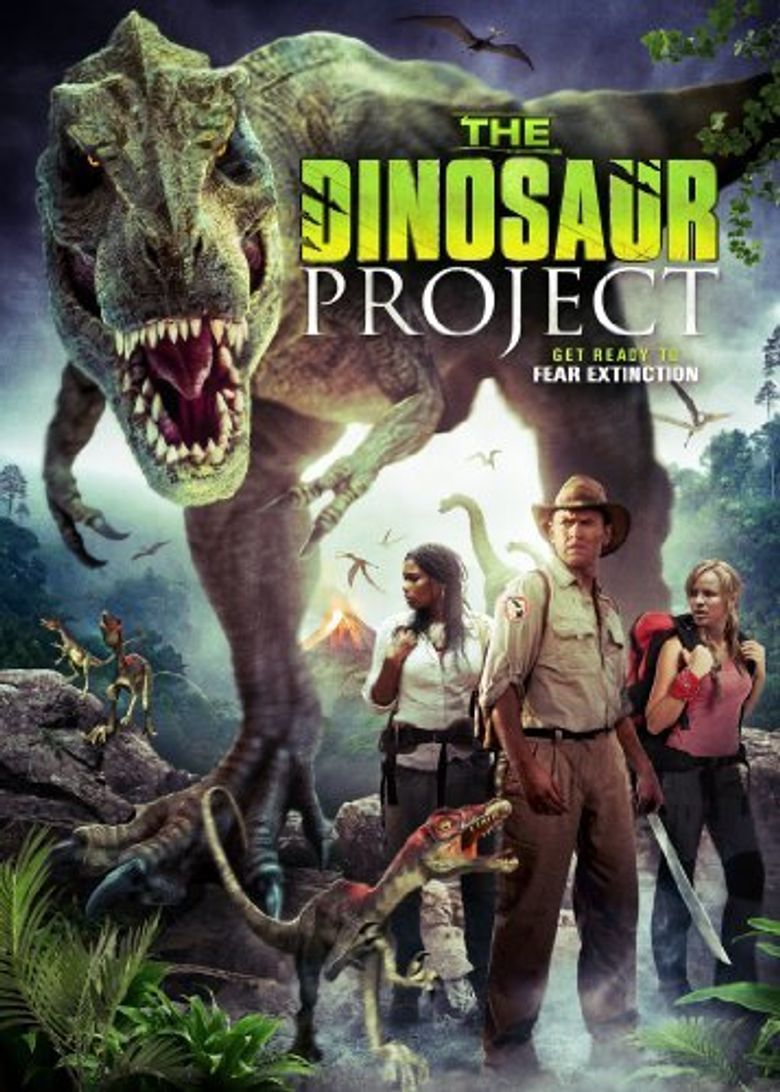 The Dinosaur Project Poster