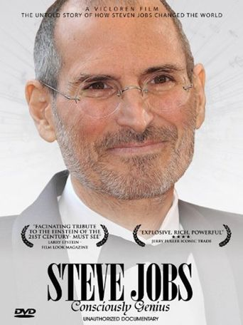 Steve Jobs: Consciously Genius Poster
