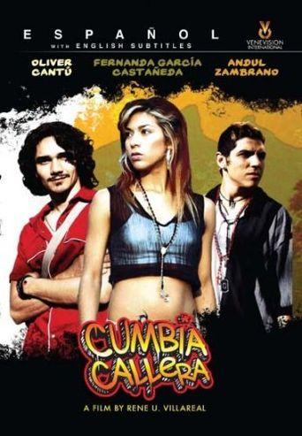 Cumbia Callera Poster