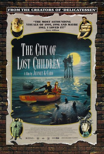 The City of Lost Children Poster