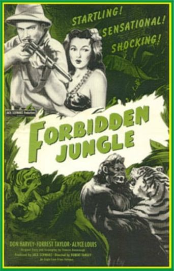 Forbidden Jungle Poster