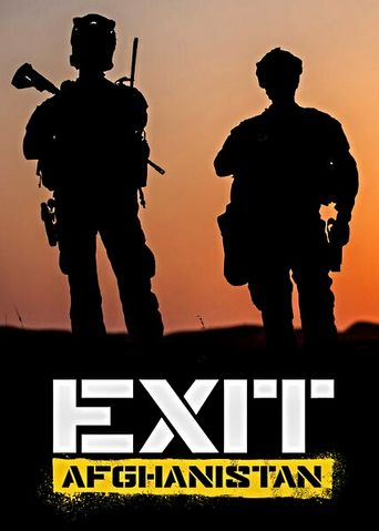 Exit Afghanistan Poster