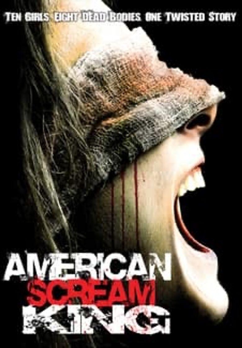 American Scream King Poster