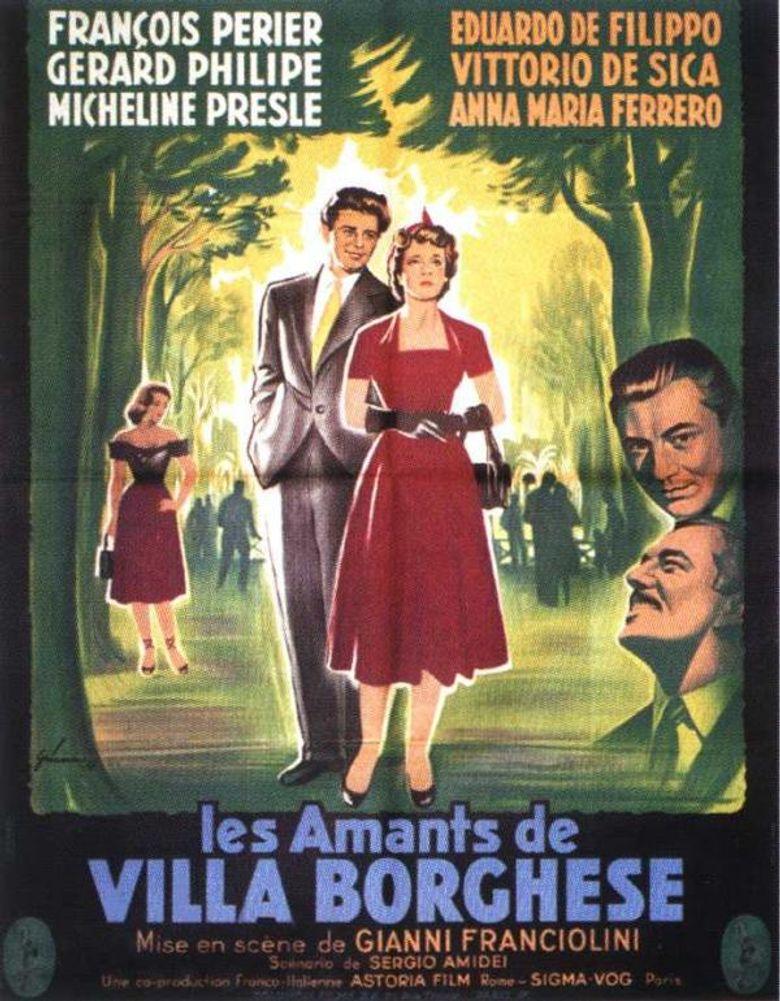 Villa Borghese Poster