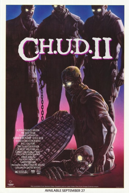 C.H.U.D. II: Bud the Chud Poster