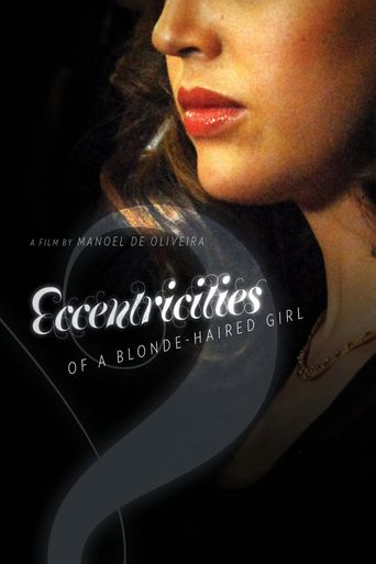 Eccentricities of a Blonde-Haired Girl Poster