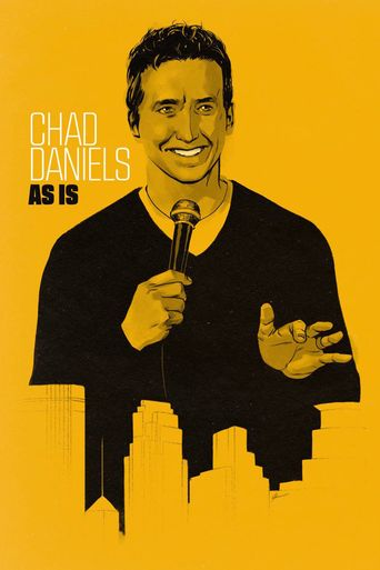 Chad Daniels: As Is Poster