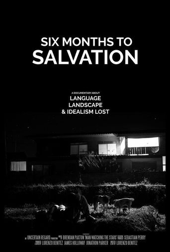 Six Months to Salvation Poster