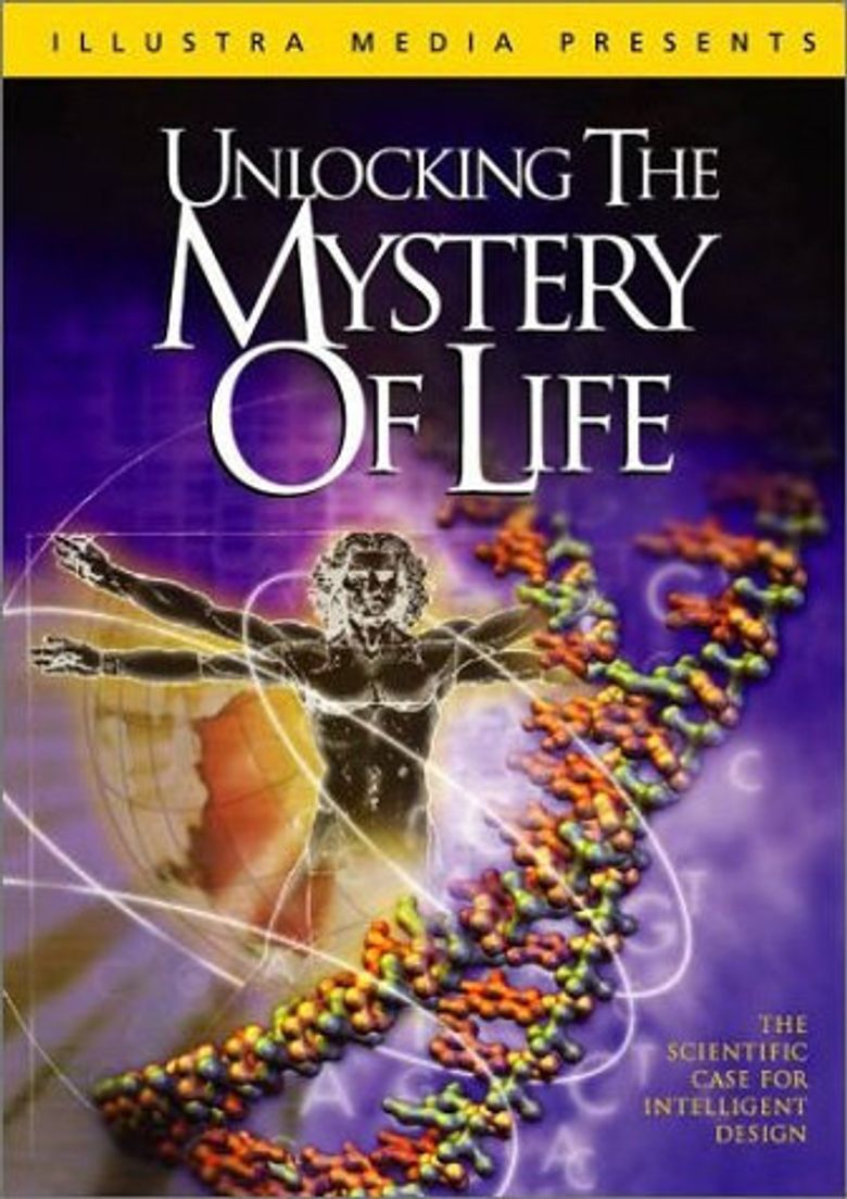 Unlocking the Mystery of Life Poster
