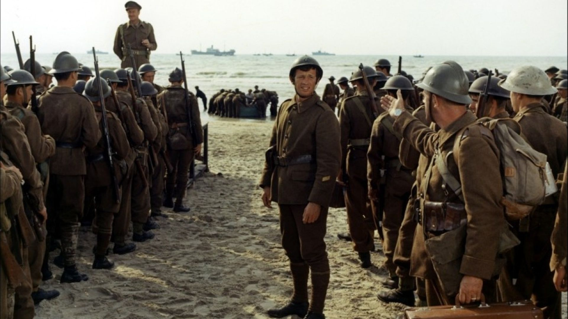 War Movie : Weekend a Dunkirk - 1964 (Eng Subs)