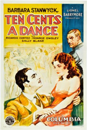 Ten Cents a Dance Poster