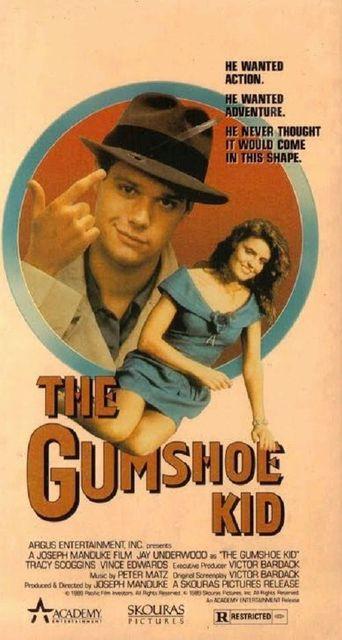 The Gumshoe Kid Poster