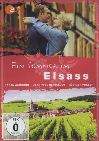 Ein Sommer im Elsass Poster