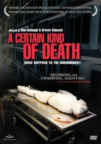 A Certain Kind of Death Poster
