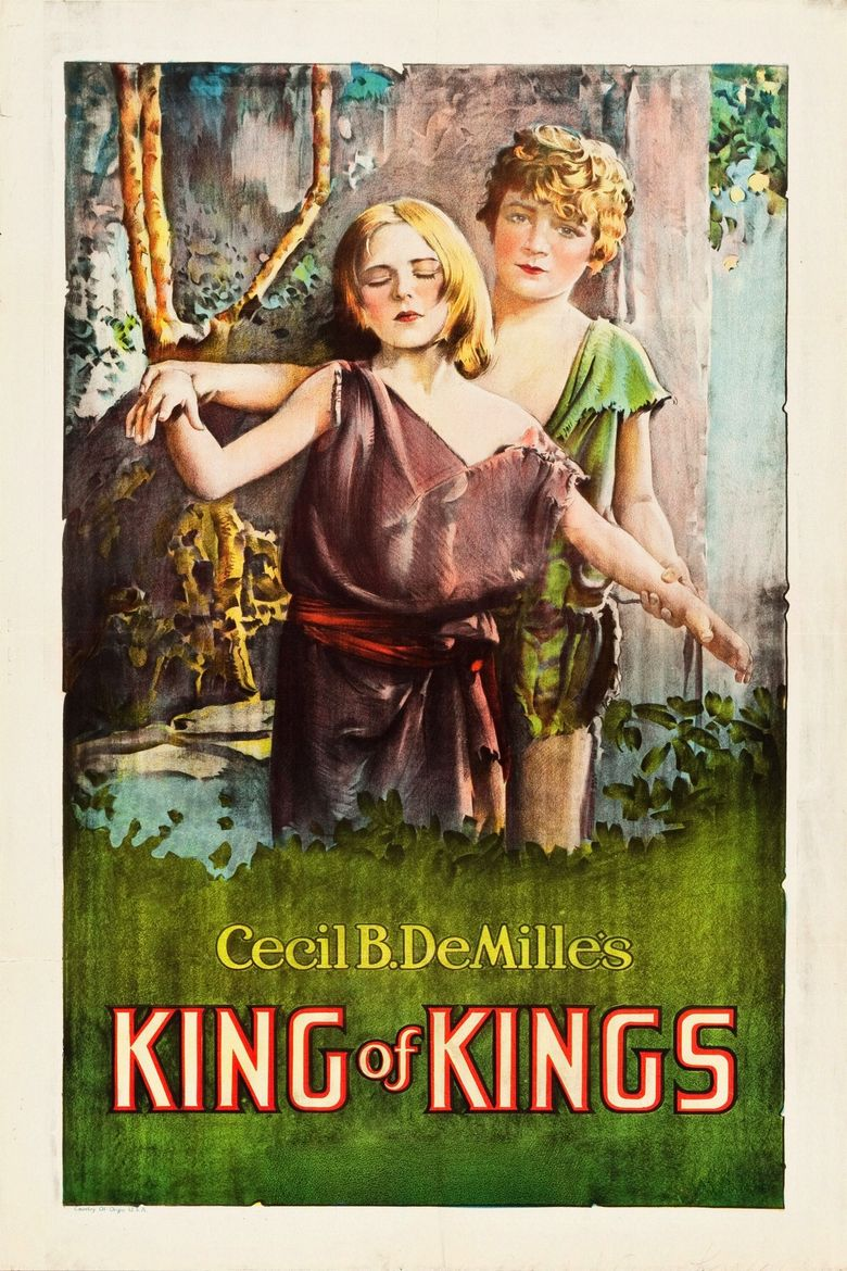 The King of Kings Poster