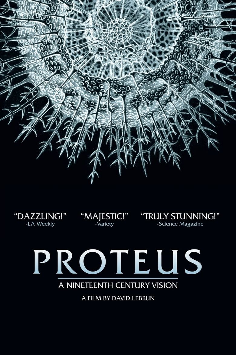 Proteus - A Nineteenth Century Vision Poster
