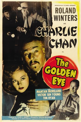 The Golden Eye Poster