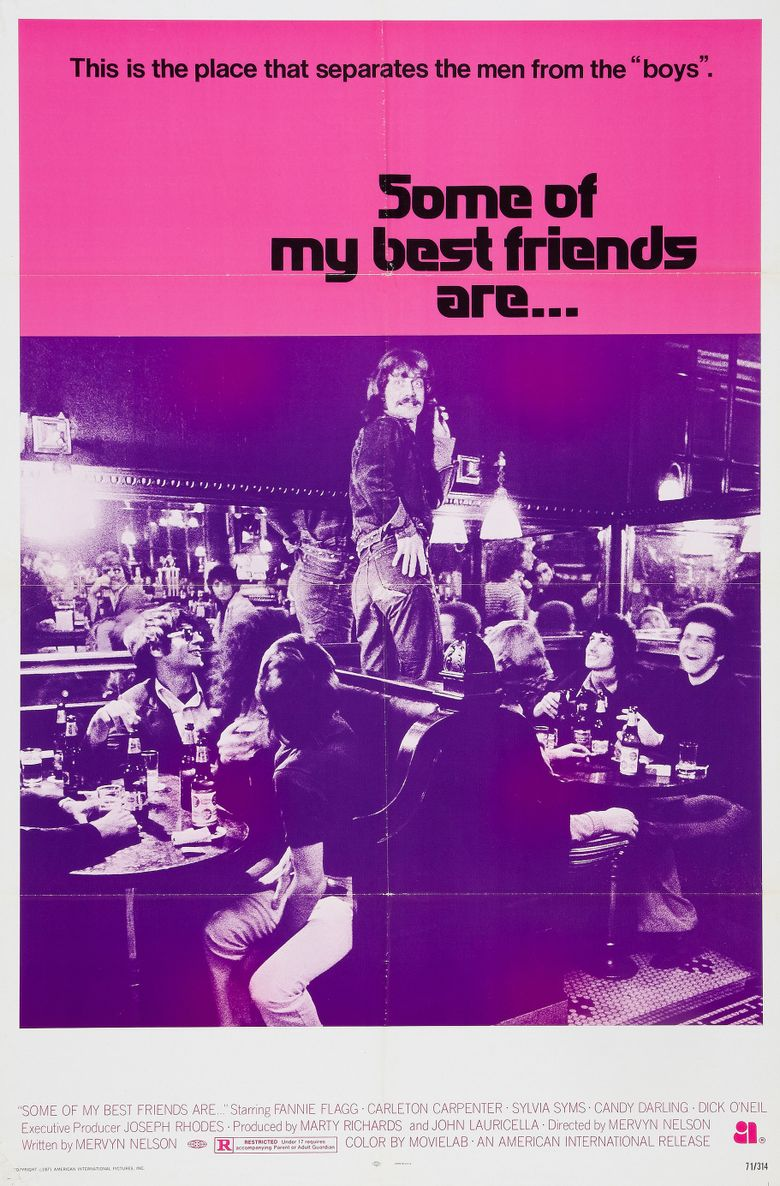 Some of My Best Friends Are Poster