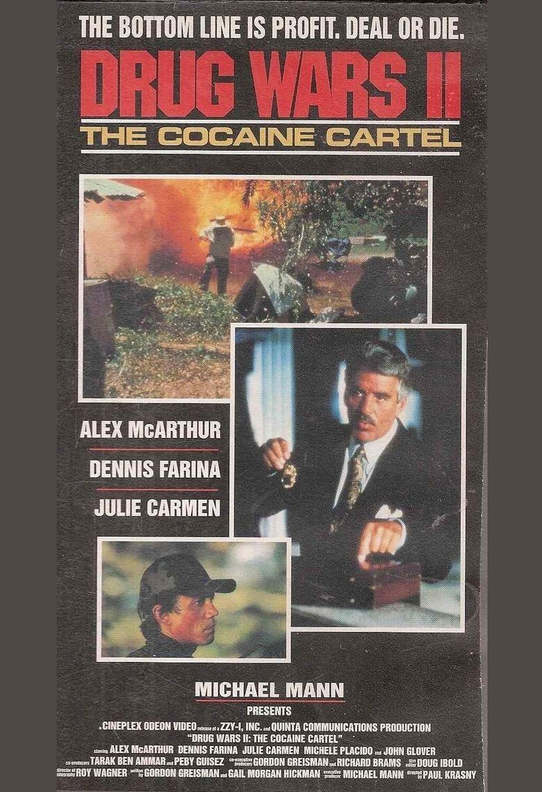 Drug Wars: The Cocaine Cartel Poster