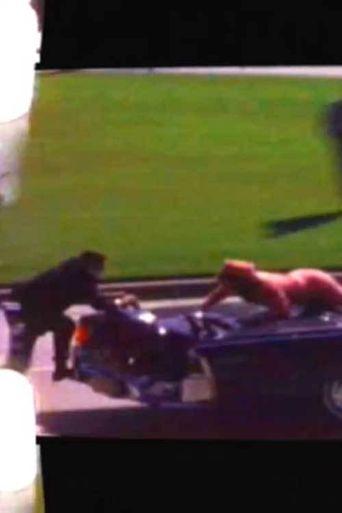 Zapruder Film of Kennedy Assassination Poster
