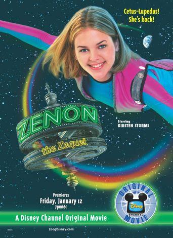 Zenon: The Zequel Poster